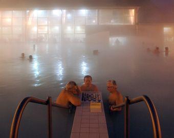 Akció harkányiaknak: téli feltöltődés a gyógyfürdőben