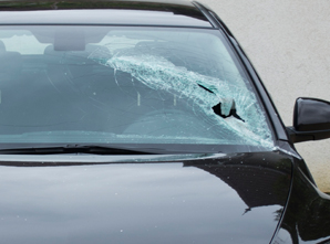 Sorompóba ütközött az autós Harkányban