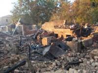 Kigyulladt egy önkormányzati épület