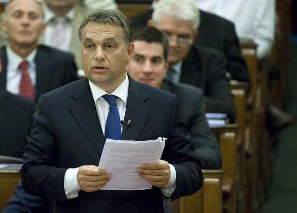 Orbán: Európa elköszönhet a jóléti államtól