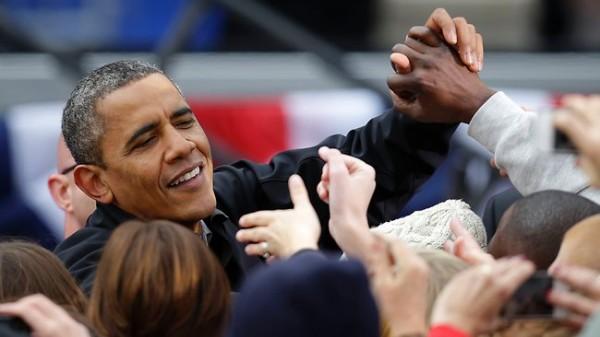 Világszerte üdvözlik Obama választási győzelmét