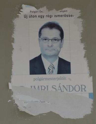 Postabontó: dr. Vida Ernő – Vélemény dr. Imri Sándorról