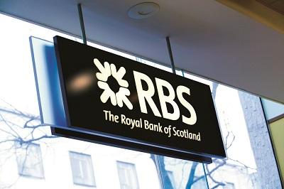 Hatalmas bírságot fizet az RBS