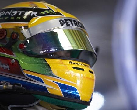 Hamilton pole Sanghajban- frissítve
