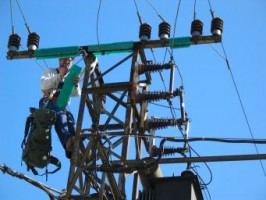 Karbantartás miatt áramszünet