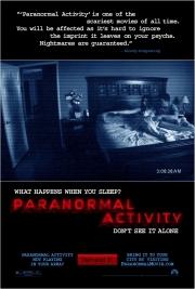 Éjjelre: Paranormális tevékenység
