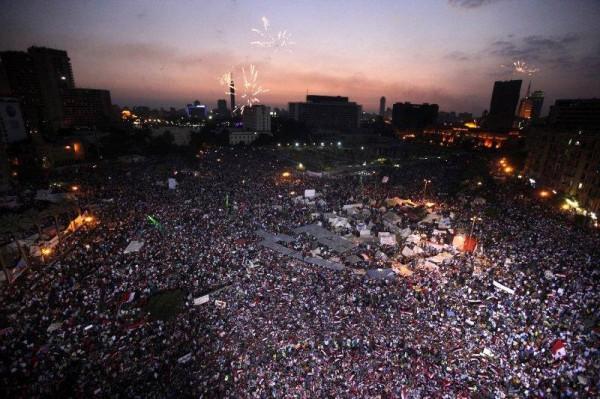 Megbuktatták Egyiptom elnökét