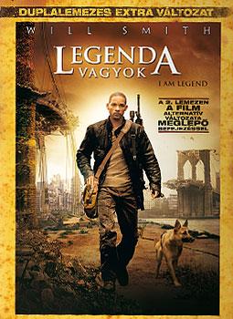 Kihagyhatatlan: Legenda vagyok
