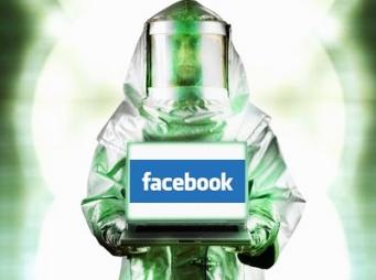 Rohamosan terjed az új Facebook-vírus