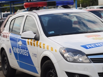 Elfogás, ittas vezetés, tiltott határátlépés – így telt a rendőrök hétvégéje
