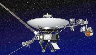 NASA: az emberiség elhagyta a Naprendszert!