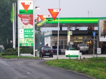 Van, ahol 400 alatt a benzin ára