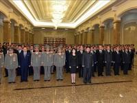 észak-koreai kar
