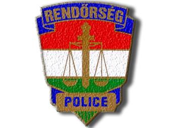 Hétvégi rendőrségi szatisztika