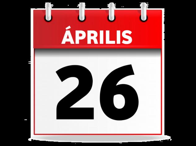 Április 26.