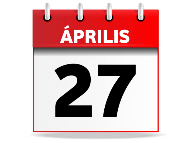 Április 27.