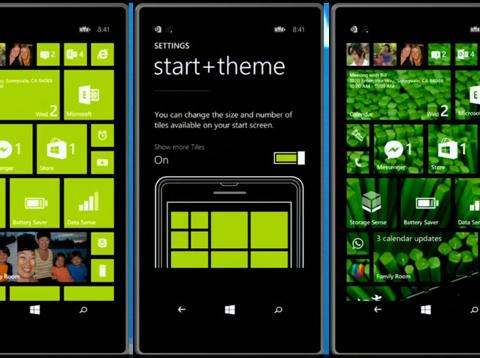 Érkezőben a Windows Phone 8.1