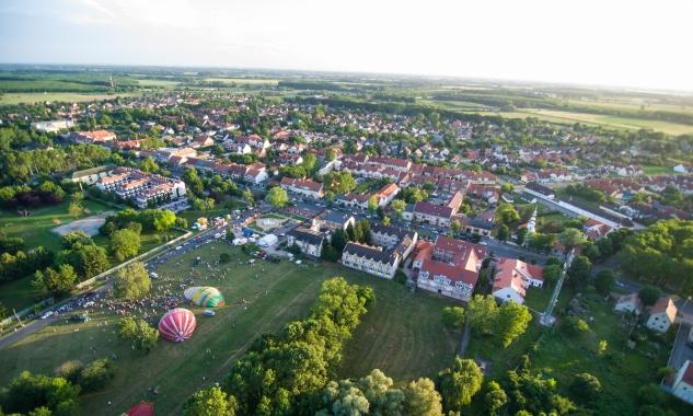 Napirenden a ballonos hétvége