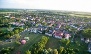 harkány magasból ballon