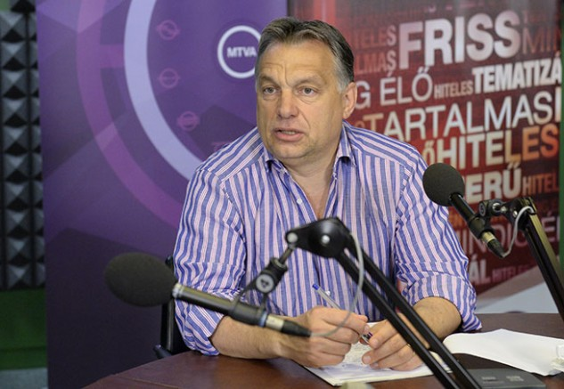 Orbán egy számjegyű szja-t szeretne