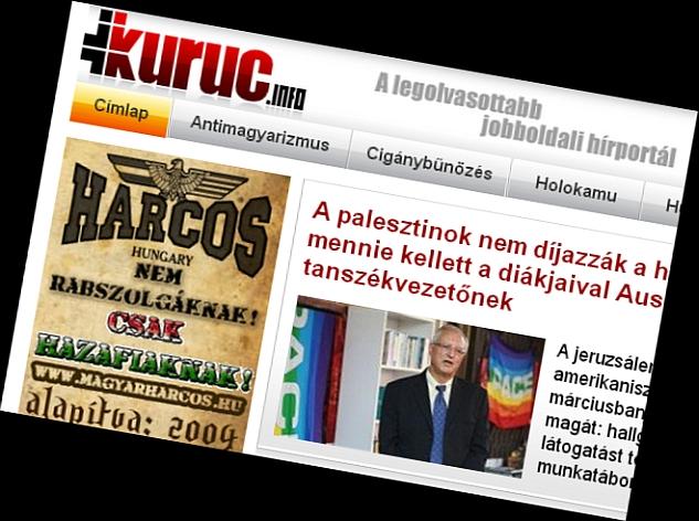 Kiderülhet, kié a kuruc.info