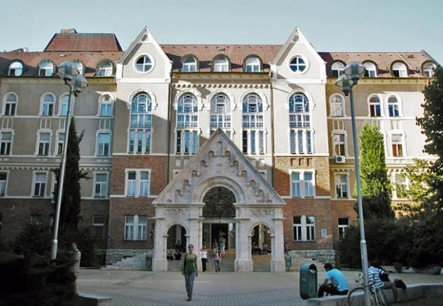 Háromszázmilliós épületbővítés a Pécsi Tudományegyetemen