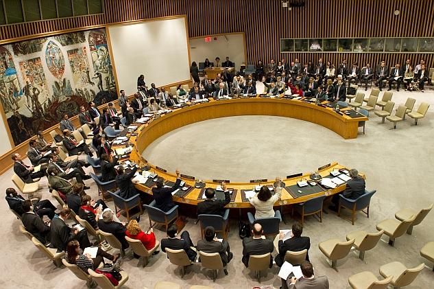 Összeült a Biztonsági Tanács, USA Kelet-európai hadgyakorlatra készül