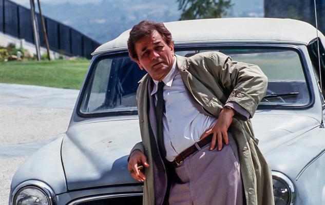 Napi Columbo: az autó