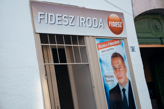 Fidesz irodát adtak át Siklóson