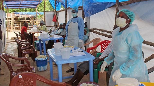 Azonosítatlan betegség pusztít Kongóban