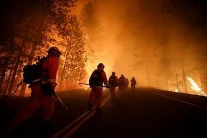 Lángokban áll a Kis-Balaton nádasa