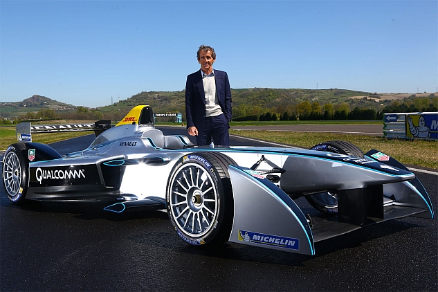 Az F1 már unalmas, túlszabályozott. Itt a Formula-E!
