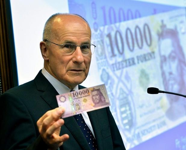MNB: megújulnak a bankjegyek