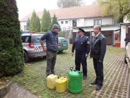 Elkapták a gázolajtolvajokat