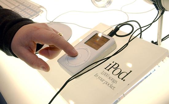 Kitört egy forradalom, itt az új iPod