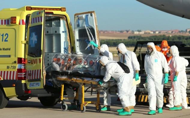 Európa az ebolapánik szélén áll