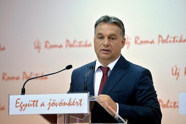 Orbán: a közmunka a romák számára a legnagyobb jótétemény