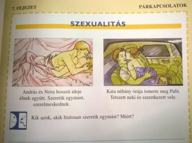 Heti érdekes: szexről ítélkeznek