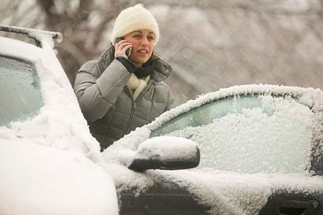 Biztonságos téli közlekedésre figyelmeztet a Rendőrség