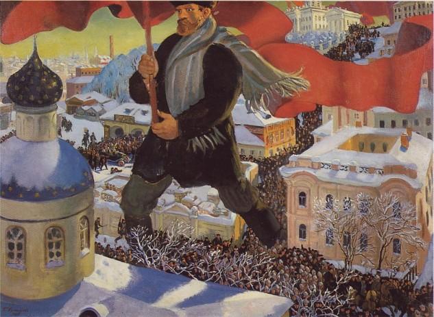 Mi a közös a Nagy Októberi Szocialista Forradalomban és a Żukban?