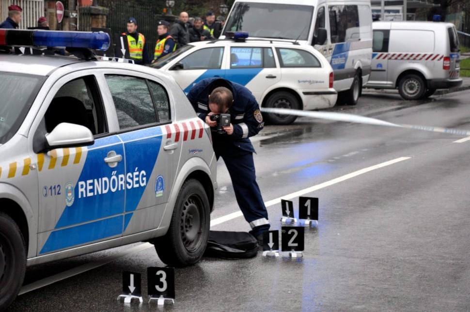 Így telt a rendőrök hétvégéje