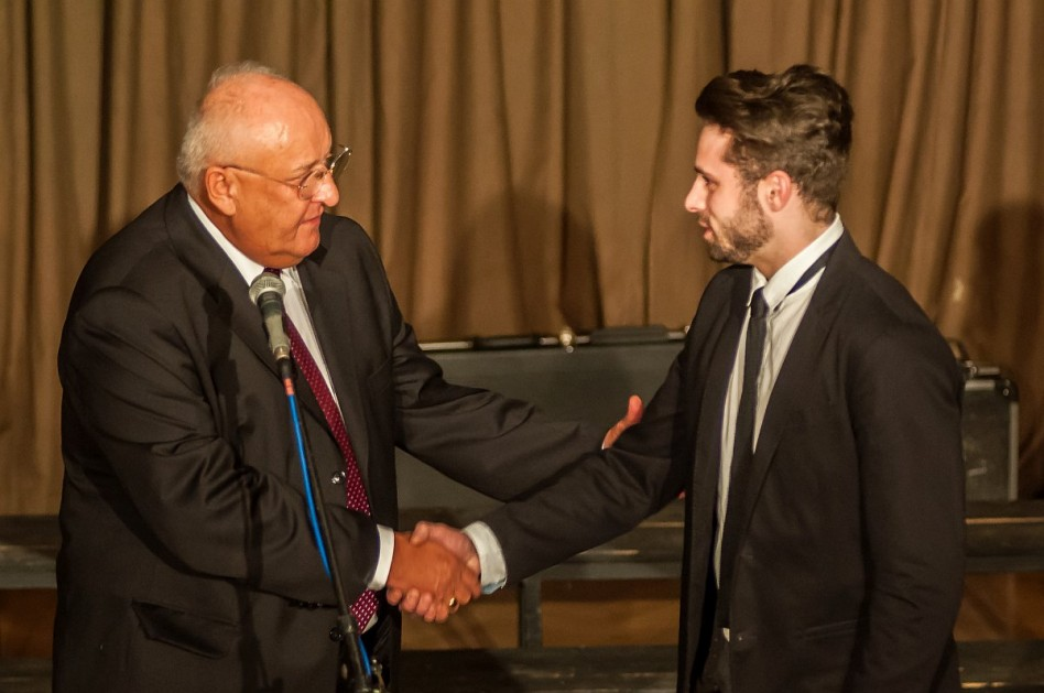 Janasov Milán nyerte el a Siklósi Gyémánt Díjat