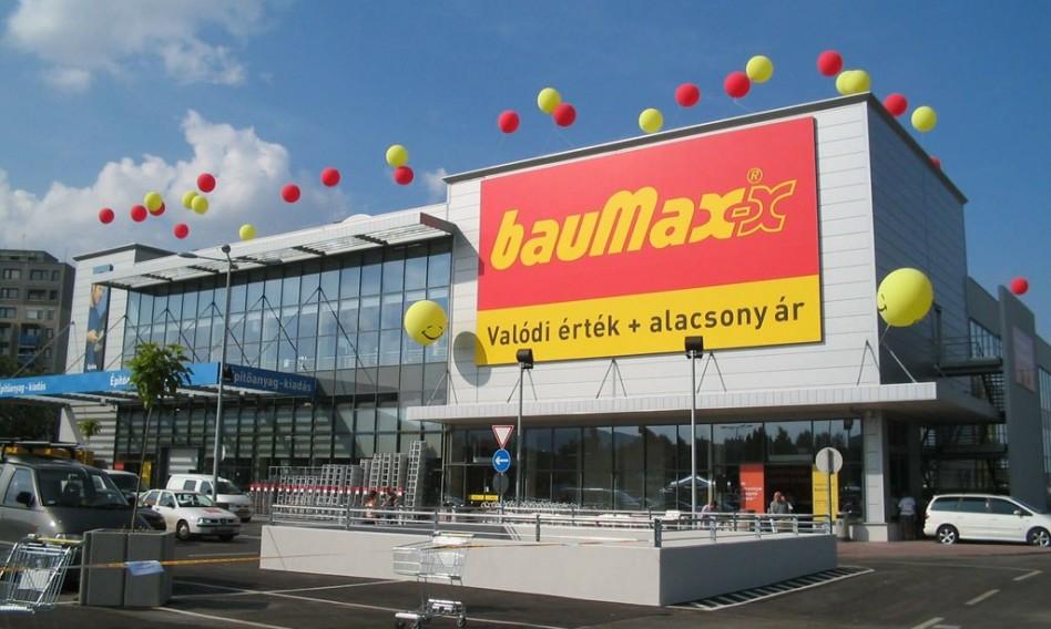 Kivonul a Baumax Magyarországról