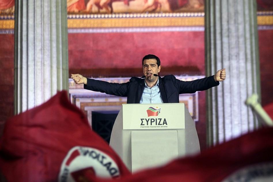 Letette esküjét az új görög kormányfő