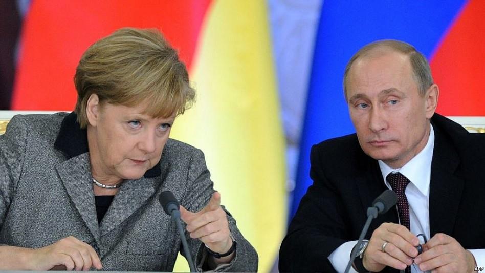 Merkel és Putyin is Magyarországra látogat