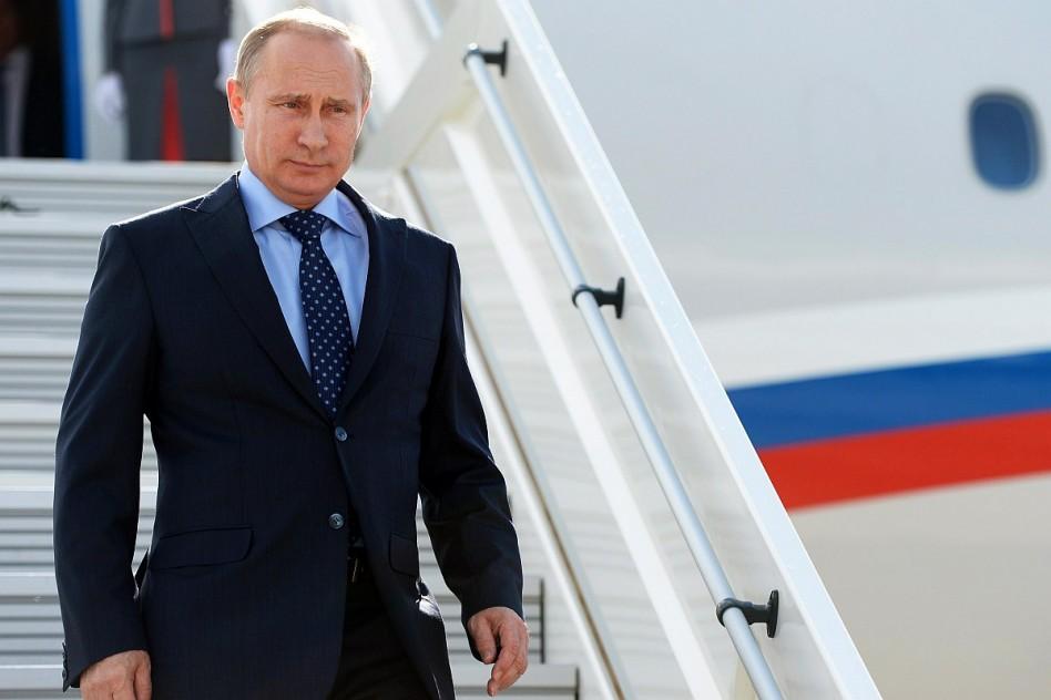 Február 17-én érkezik Putyin