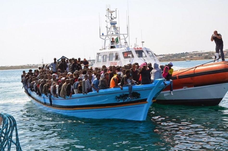 A balkáni megélhetési vándorlás és az afrikai menekülthullám is gondot okoz