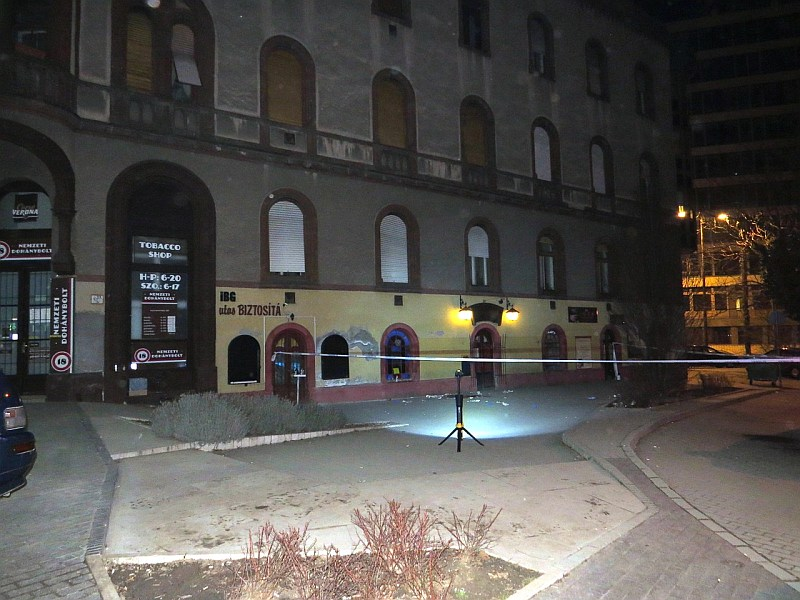 Gyilkosság Pécsen