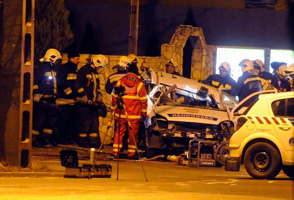 Meghalt két rendőr az éjjel