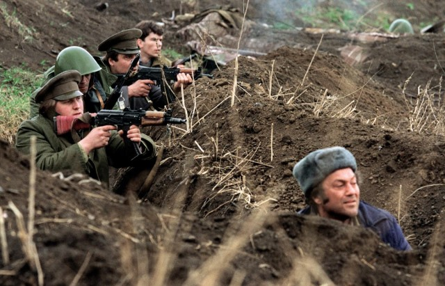 Hiába a tűzszünet – folytatódnak a harcok Ukrajnában